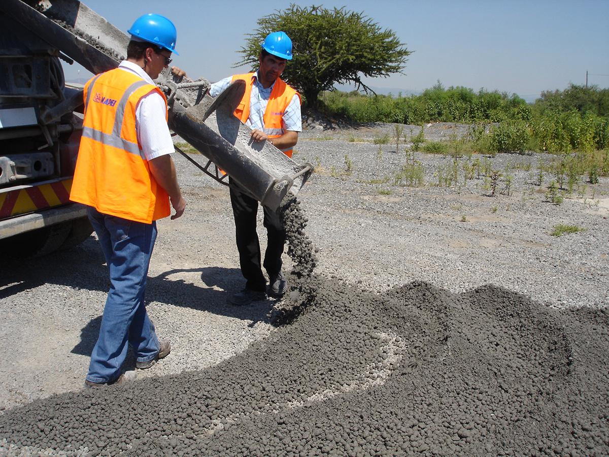Evoluce cementu ve stavebnictví