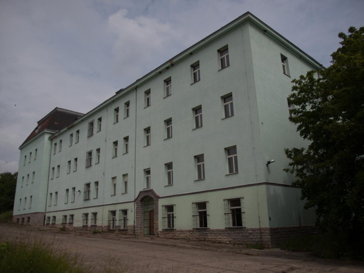 Rekonstrukce depozitáře Národního muzea v Litoměřicích