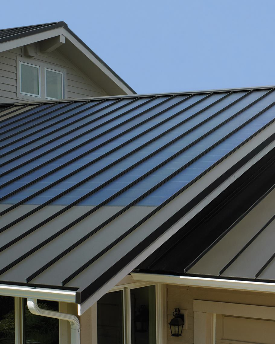 Fotovoltaická technologie jako součást střešní krytiny
