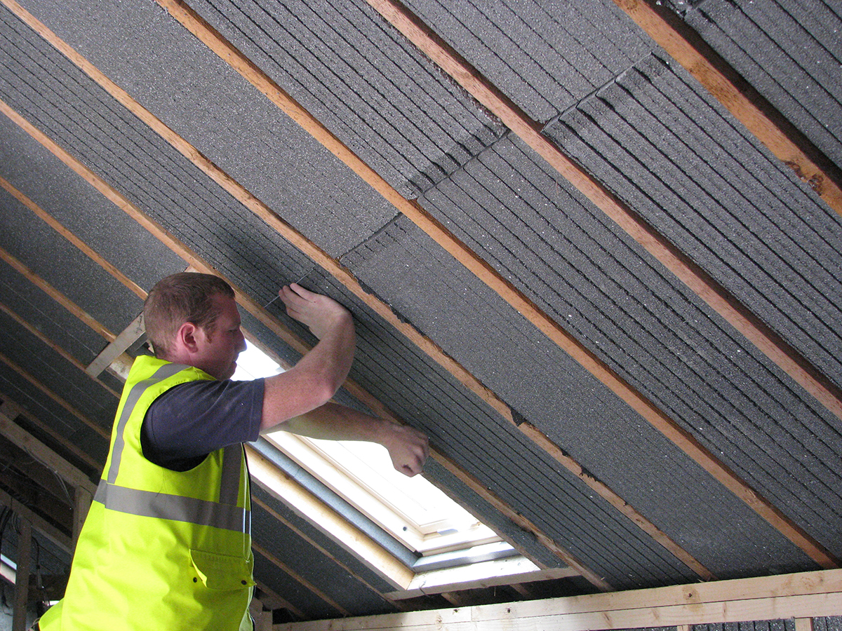 Správné zateplení střechy