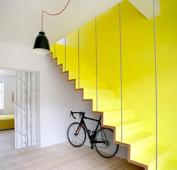 Schodiště – praktická součást interiéru i designová chlouba