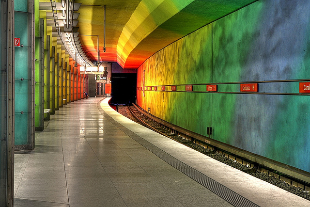 Do metra se zatajeným dechem