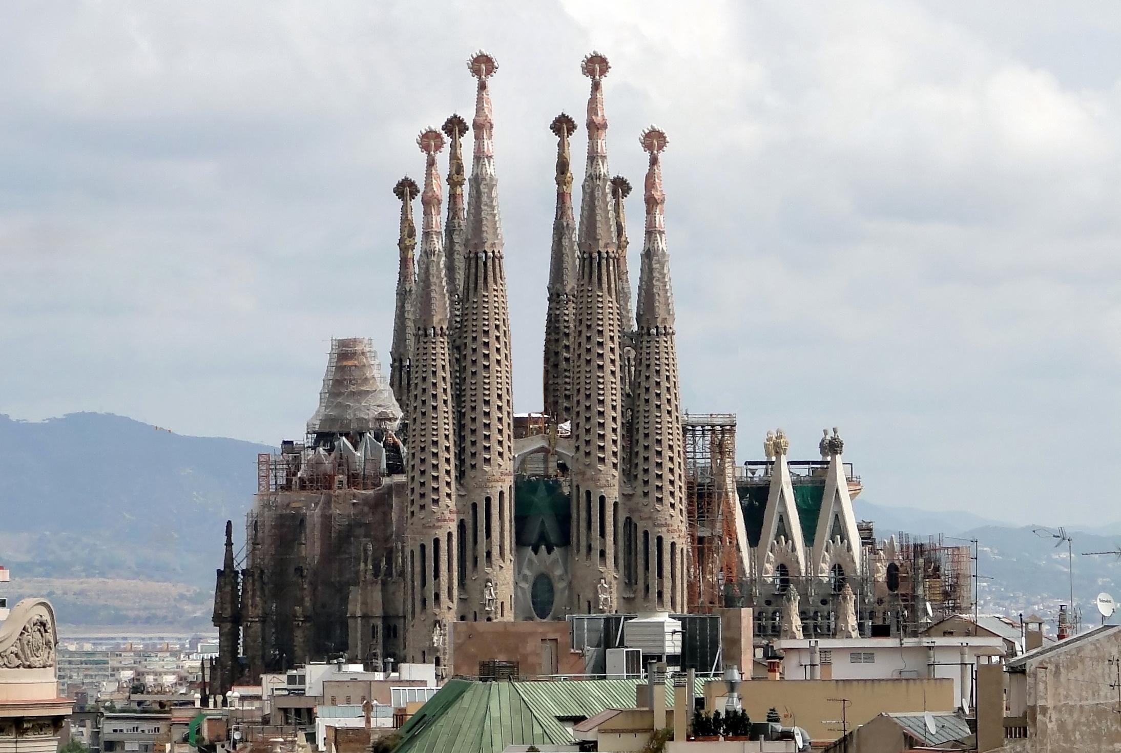 Antoni Gaudí – 91 let od smrti katalánského mistra
