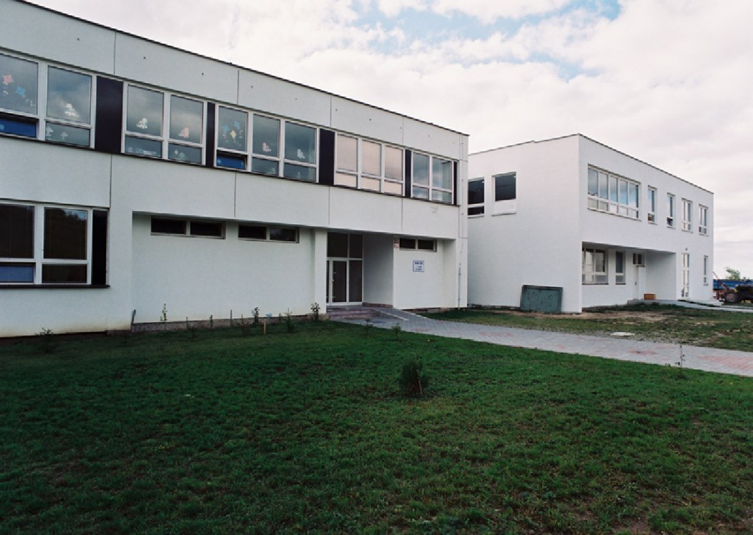 Extension of the Primary school with 20 classrooms in Holíč