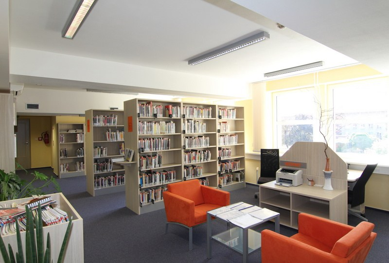 A library for the Statutory City of Havířov
