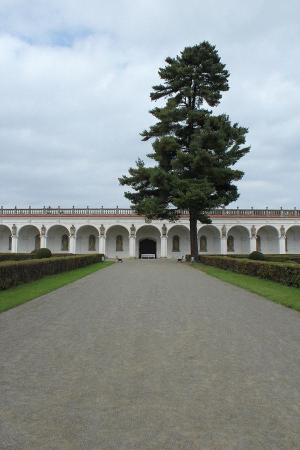 Národní centrum zahradní kultury – Květná zahrada v Kroměříži