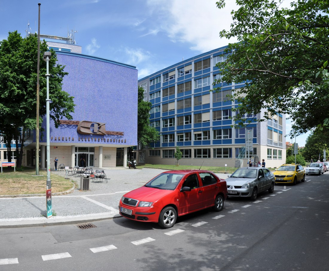 CTU in Prague – LOP Monoblock in Dejvice