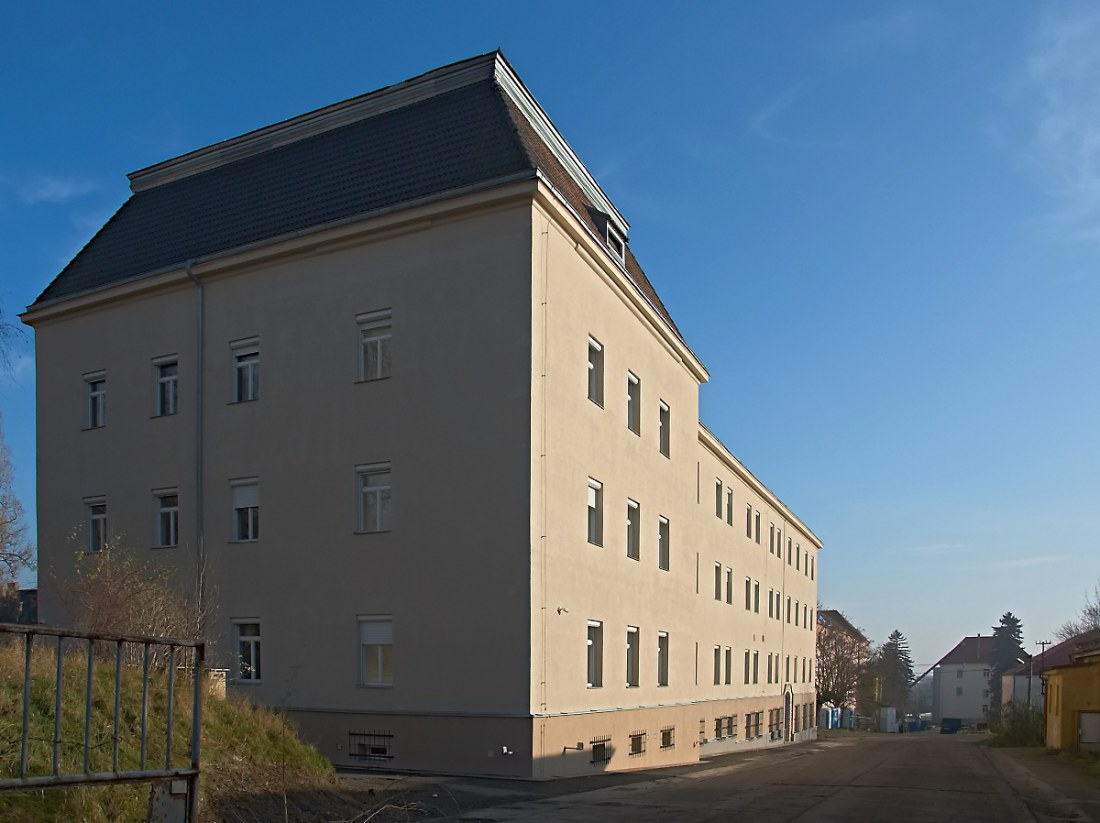 The depository of the Czech Museum of Music in Litoměřice