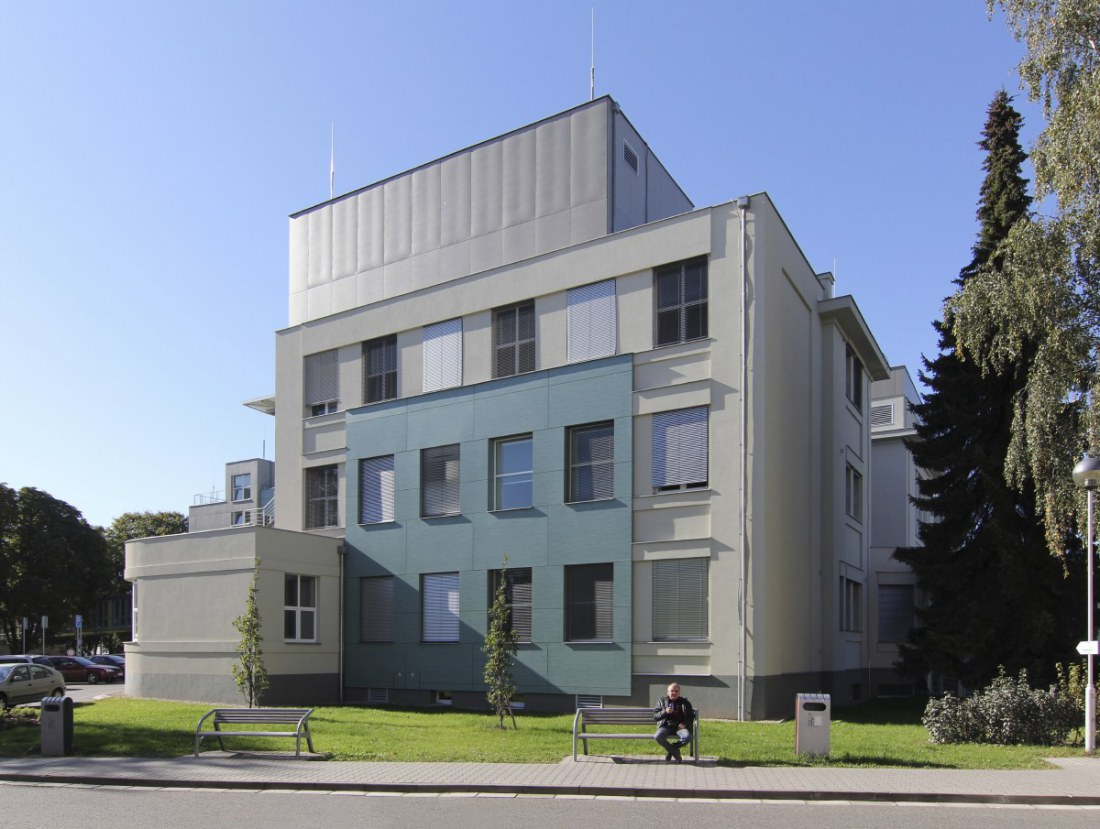 Neurological clinic for the Hradec Králové Teaching Hospital