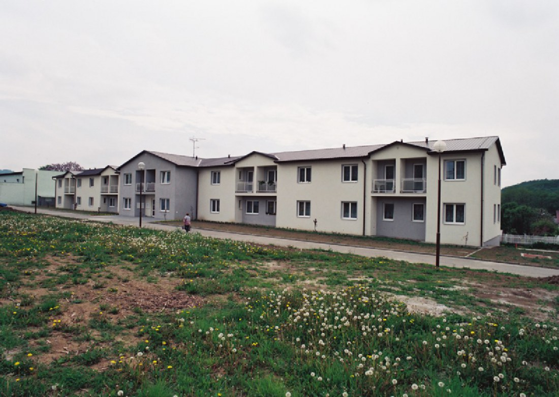 New home with community care services – 18 units in Slavkov pod Hostýnem