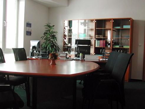 New building district court Karviná in Havířov