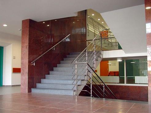 Novostavba Okresního soudu Karviná v Havířově