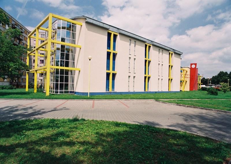Novostavba Státního okresního archivu v Kroměříži