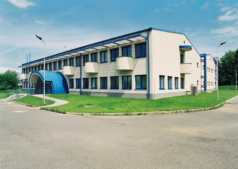 New state archive building in Nový Jicin