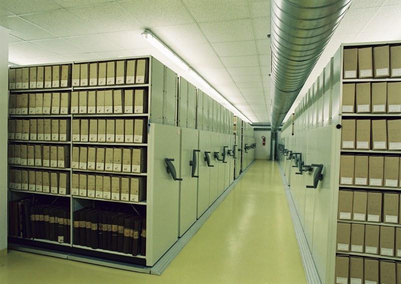 Novostavba Státního okresního archivu v Novém Jičíně