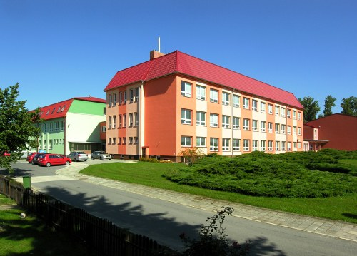 Renovation of the Milotice Primary School for the Town of Milotice