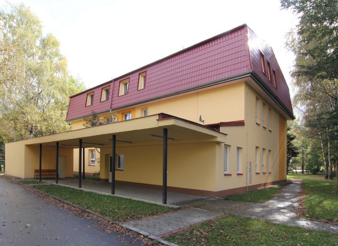 Renovation and extension of the Frýdek – Místek Juvenile Home. Investor: Juvenile Home and School Canteen Ostrava-Hrabůvka.