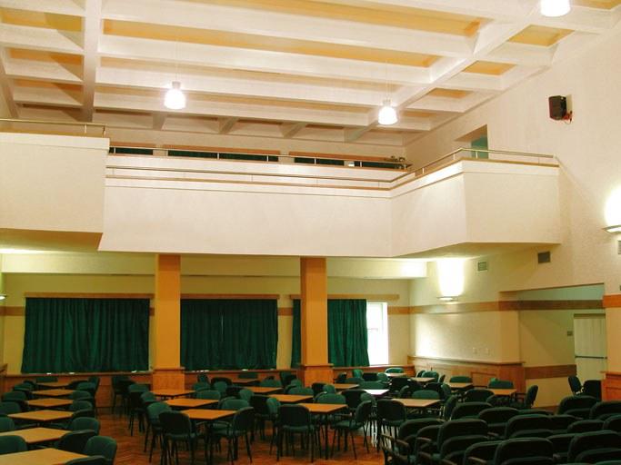 Rekonstrukce a přístavba společenského sálu Beseda v Nivnici pro obec Nivnice