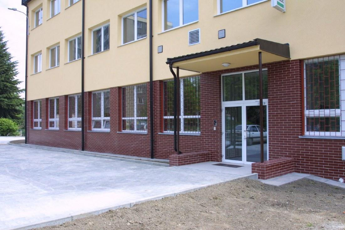Rekonstrukce obvodního oddělení Policie v Rožnově pod Radhoštěm