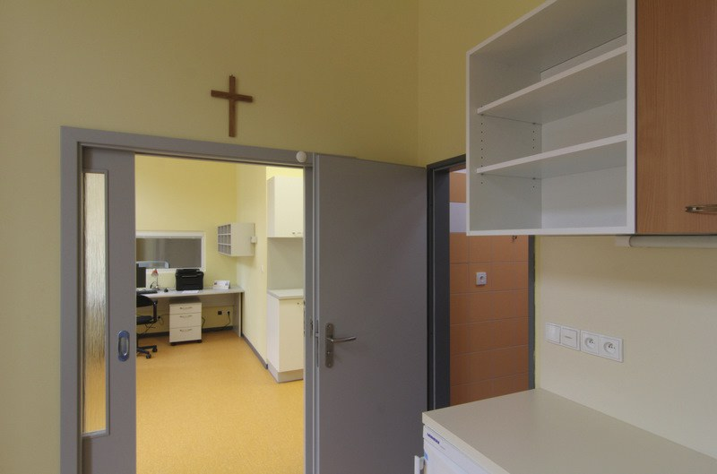 Renovation of pavilion D at the Hospital of Merciful Sisters of St. Borromeo. Investor: Congregation  of Merciful Sisters of St. Borromeo