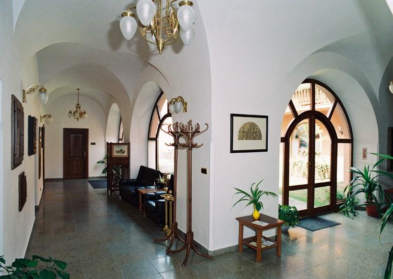 Rekonstrukce podnikatelského centra Octárna v Kroměříži