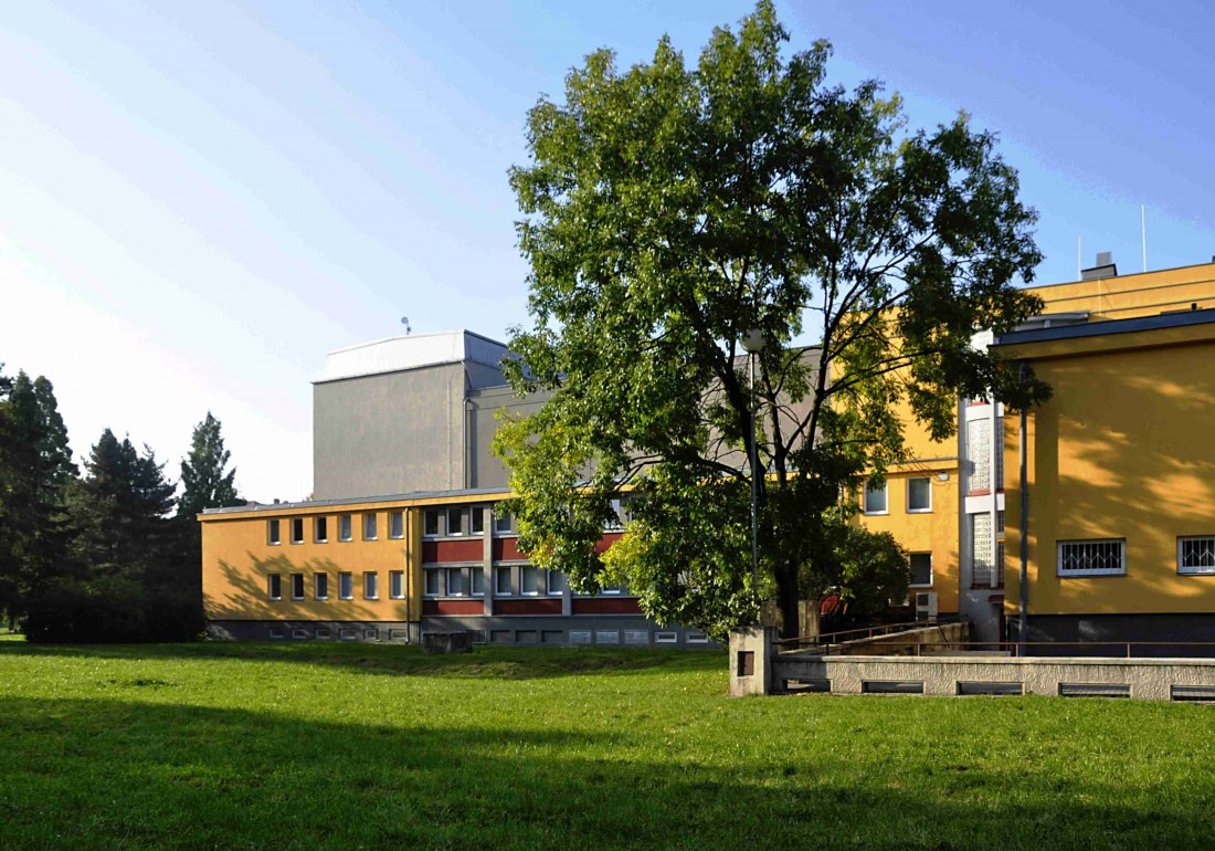 Heat insulation of the City Culture Hall for the Statutory Town of Karviná