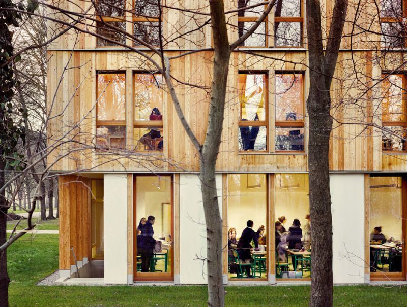 Trendy ve studentském bydlení