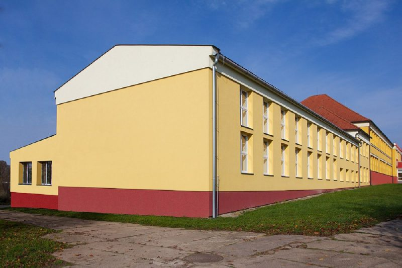 Reconstruction of the primary school in Morkovice