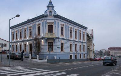 Rekonstrukce sídla společnosti VW WACHAL a.s. v Kroměříži, ul. Tylova