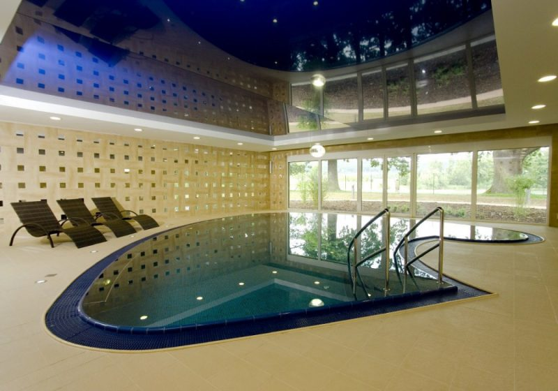Tree of Life Spa Resort in Lázně Bělohrad for Ann's Peat Spa
