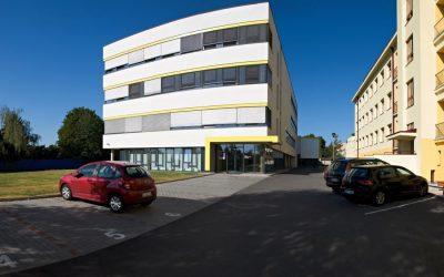 Ústřední vojenská nemocnice Praha – pavilon Vojenského ústavu soudního lékařství a patologie
