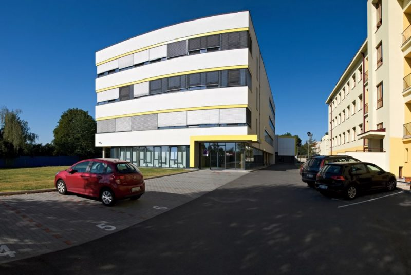Military University Hospital Prague – the pavilion of the Military Institute of Forensic Medicine and of Pathology