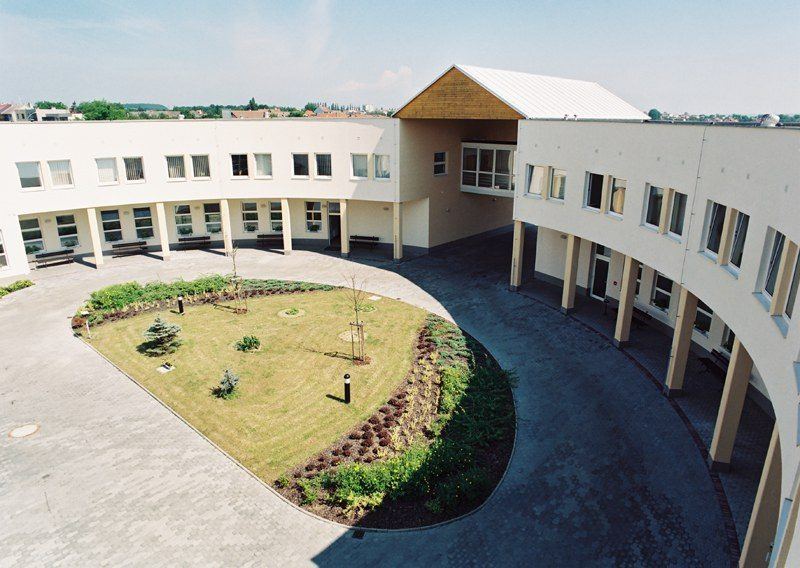 New retirement home in Vazany in Kromeriz