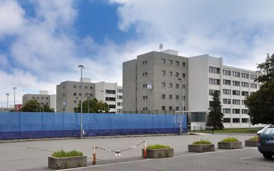 Insulation of the student accommodation at Czech Technical University in Prague Strahov