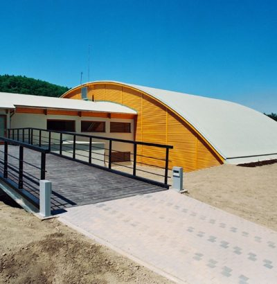 Reconstruction and completion of the Army recreation complex Merín