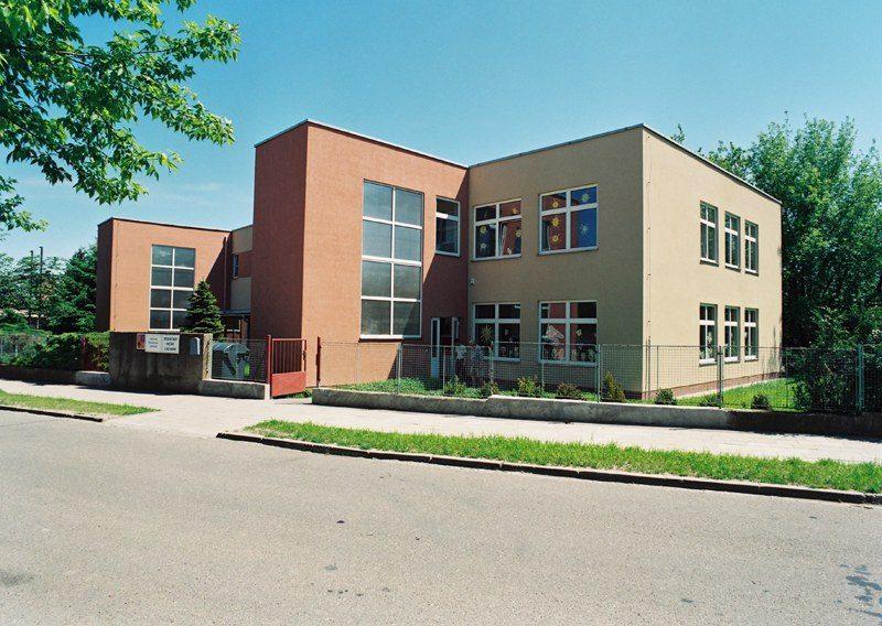 Rekonstrukce Speciální školy v Kroměříži