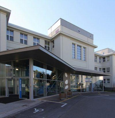 Neurological clinic for the Hradec Králové Teaching Hospital