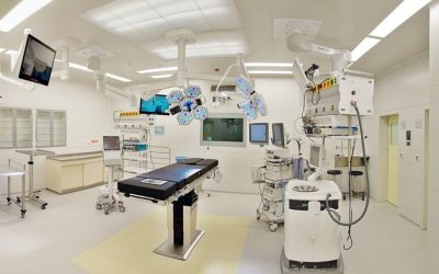 IKEM – reconstruction of the operation rooms, the medical staff facilities and laboratories
