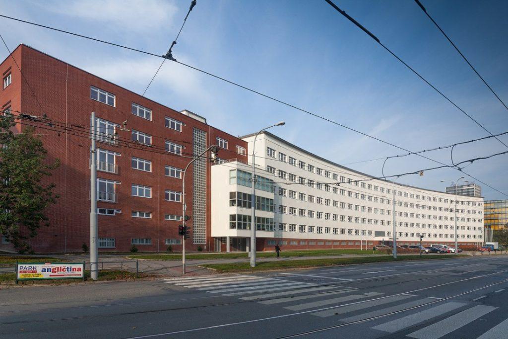 35a0e740ac9 Rekonstrukce velitelství Univerzity obrany v Brně