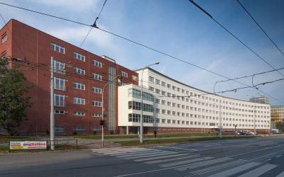 Rekonstrukce velitelství Univerzity obrany v Brně