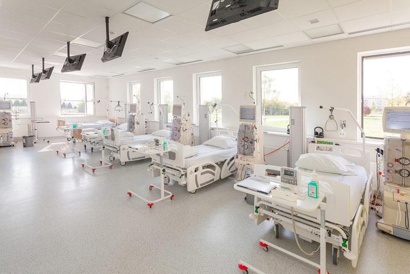 Nemocnice Kroměříž – dialýza