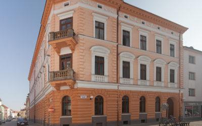 Rekonstrukce ZUŠ Uherské Hradiště