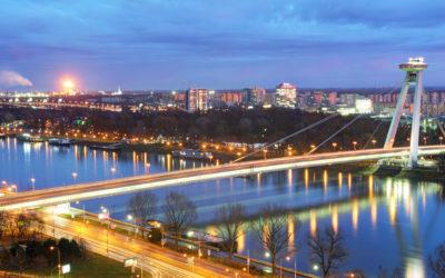 Architektura Bratislavy – kontrast historických a moderních staveb