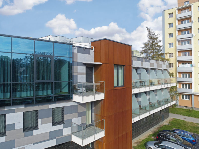 Zvládáme i hotely: Hotel Rajka ve Valašském Meziříčí