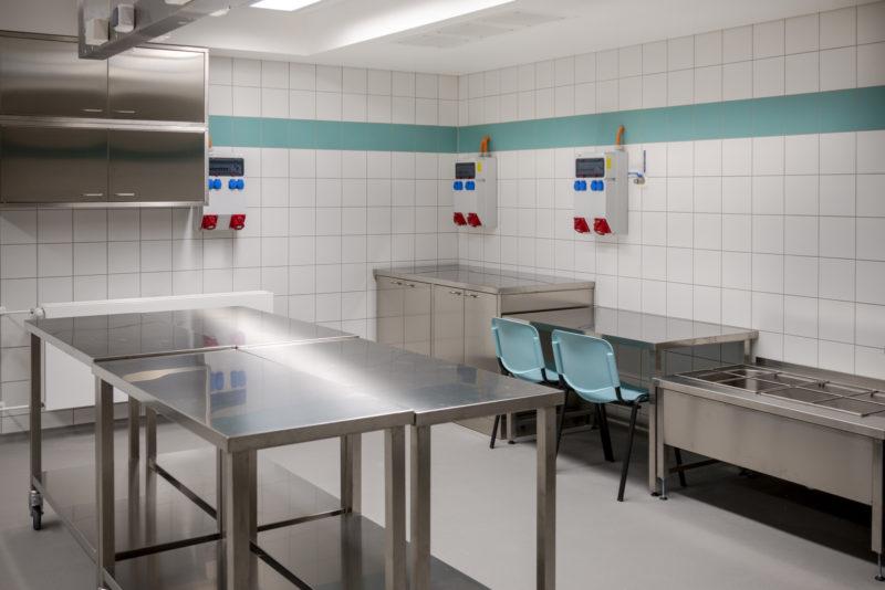 Rekonstrukce laboratoří technologie potravin – Univerzita Tomáše Bati