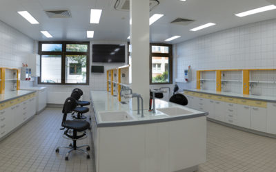 Reconstruction of Food Technology Laboratories – Tomas Bata University