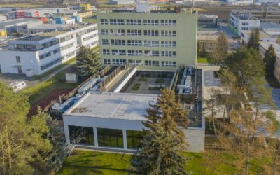 """Building No. 47 UPOL – """"Building modifications and extension of building No. 47 – Palacký University in Olomouc"""""""